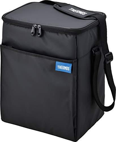 サーモス ソフトクーラー 15L ブラック REQ-015 BK