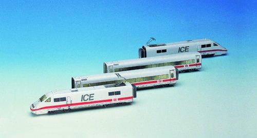 Aue-Verlag Modellbausatz Eisenbahne, 104 x 4 x 8 cm
