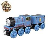 Thomas and Friends Tren de Juguete Gordon de Madera, Juguetes para Niños +2 Años (Mattel GGG46)