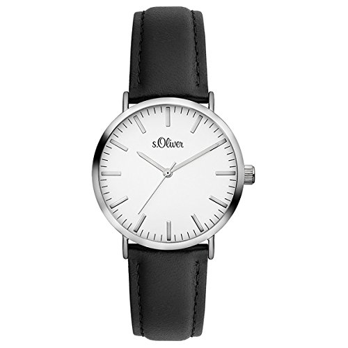 s.Oliver Time Damen-Armbanduhr SO-3331-LQ