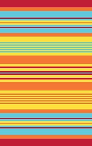 BalajeesUSA Wendbarer Teppich aus Kunststoff für drinnen und draußen, gestreift, für Terrasse, Strand, Wohnmobil, Großhandelspreis 20232