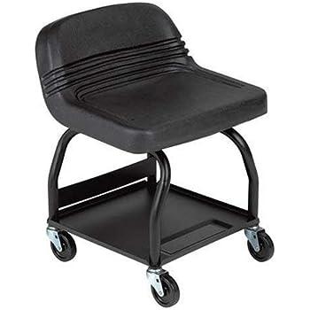 Whiteside Mfg HRAST Deluxe High-Rise Adjustable Creeper Seat