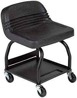 Whiteside Mfg HRAST Deluxe High-Rise Adjustable Creeper Seat