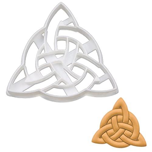 Celtic Triquetra cookie cutter, 1 piece - Bakerlogy