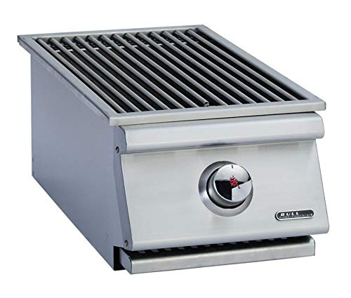 Natural Gas Slide-In Grill