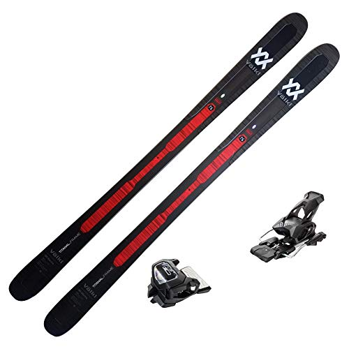 Volkl 2020 M5 Mantra Skis w/Tyrolia Attack2 13 GW Bindings (177)