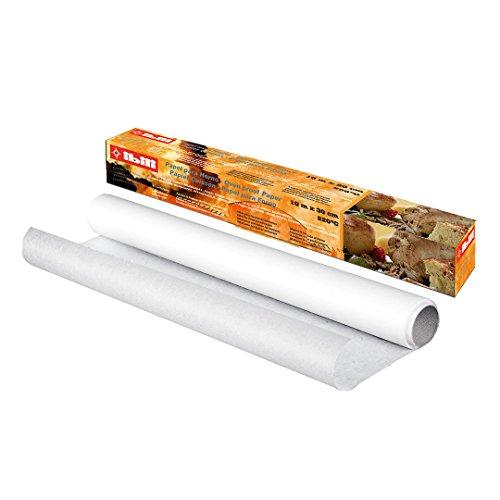 Ibili Backpapier Eureka 10 m X 29 cm, Papier, weiß, 35 x 5 x 5 cm
