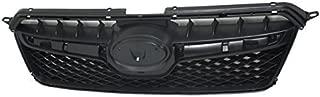 Koolzap For 13-16 XV Crosstrek Front Grill Grille Assembly Black Shell SU1200151 91122FJ020