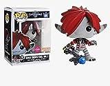 Funko Pop Sora Monsters INC 485 Kingdom Hearts Figuras 9 cm Flocked Exclusive #2...