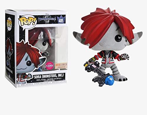 Funko POP! Disney: Disney Kingdom Hearts: Sora Exclusivo