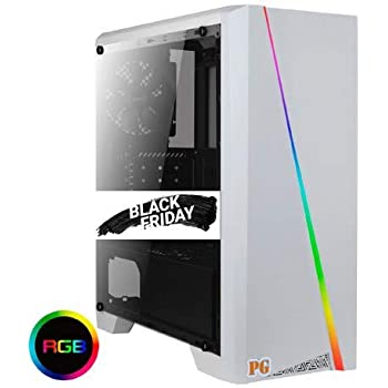 PCS GAMING - PC Gamer *Black Friday* (CPU 4 x 3,40Ghz, T. Gráfica NVIDIA