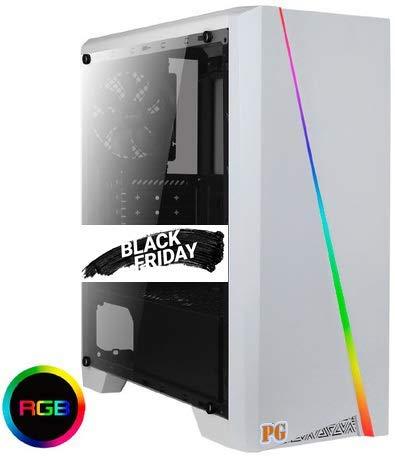 PC'S GAMING - PC Gamer *Black Friday* (CPU 4 x 3,40Ghz, T. Gráfica NVIDIA GTX 1660 6GB, HDD 2TB, Ram 16GB, Windows 10 64 bits)+WiFi de Regalo. pc Gaming, pc para Juegos, Ordenador Juegos