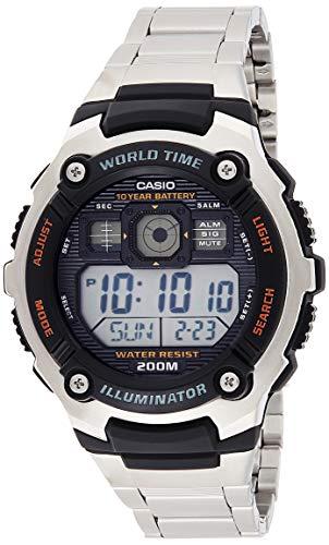 Casio Reloj de Pulsera AE-2000WD-1AVEF