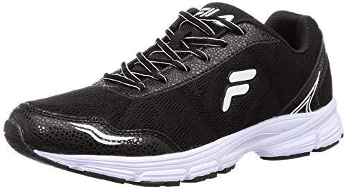 Fila Men Cheris Black/White Sneakers-10 UK (44 EU) (11 US) (11008057)
