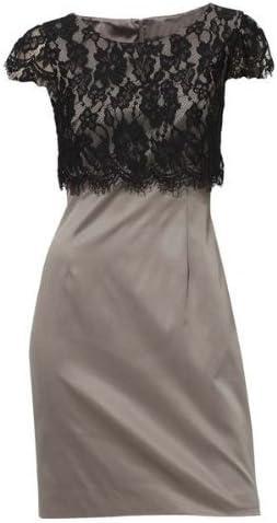 Heine Elegantes Festliches Spitzen Kleid 38 Amazon De Bekleidung