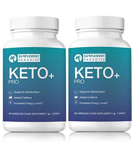 Keto Plus PRO - Weight Loss & Fat Burn Formula (2 Months Supply)