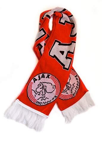 Ajax Fan Scarf | Premium Acrylic Knit