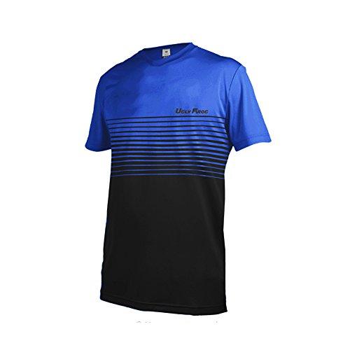 Uglyfrog Downhill Trikot Kurzarm MTB Trikot Herren Racewear FR Jersey Fahrrad Sport Enduro Leichtgewicht Atmungsaktives