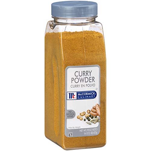 McCormick Culinary Curry Powder, 16 oz