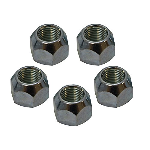 Carry-On Trailer 509 Lug Nuts for Tire and Wheel