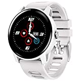 <span class='highlight'>Smart</span> Watch, Fitness Tracker Touch Screen <span class='highlight'><span class='highlight'>Smart</span>watch</span> IP68 <span class='highlight'>Waterproof</span> with Heart Rate Monitor, <span class='highlight'>Activity</span> Tracker Watch with Sleep Monitor & SMS Call Notification, Calorie Step Counter for Wo<span class='highlight'>men</span> and <span class='highlight'>Men</span>