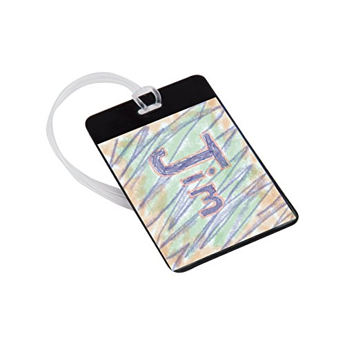 Create Your Own Photo Luggage Tag - Pack of 12