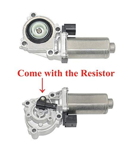 27107566296 Motor de cambio de caja de transferencia 4WD con sensor para 2003-2010 E83 X3, 2003-2006 E53 X5# 27107541782 27103455136
