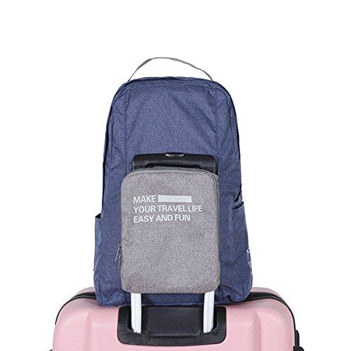 Bazaar Honana HN-TB5 Opvouwbare opbergtas voor speelruimten, rugzak, koffer, organizer, polyester zak