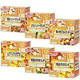 和光堂 ベビーフード 栄養マルシェ 12ヶ月頃から ×12(6種×各2個)入
