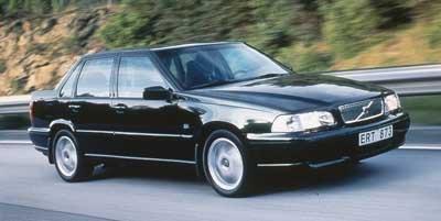 ... 1999 Volvo S70 GLT, A 4-Door Sedan Turbo ...