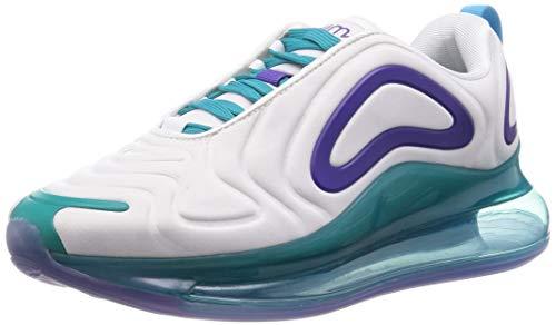 Nike Divine Damen Fitnessschuhe, Violett - Weiß / Violett / Blau - Größe: 36 EU