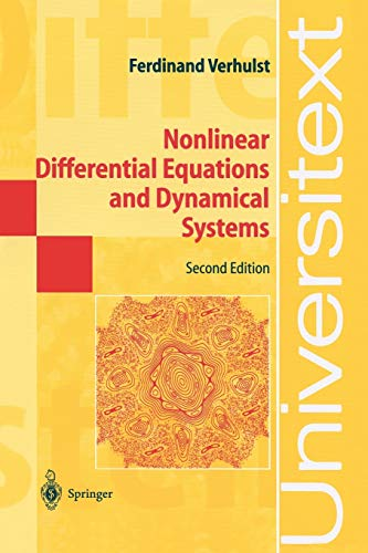 Nonlinear Differential Equations and Dynamical Systems...