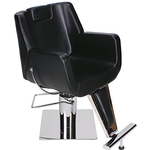 Poltrona Sedia da barbiere professionale salone parrucchiere bellezza spa 205456