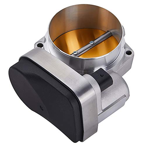 Kyostar 90mm Throttle Body Actuator Assembly for Controlling Fuel Injection Fit for 03-12 Dodge Ram Jeep Hemi 300 5.7L 6.1L V8