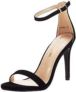 Women's Karrie High Stiletto Pump Heel Sandals