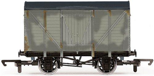 Hornby - R9238 - Modélisme - Light Grey Vent Van - Weathered