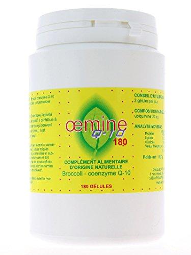 Oemine Q10, 180 Capsules, 150 g