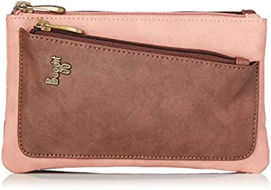 Baggit Women's Cosmetic Bag (Cappuccino)