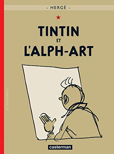 Les Aventures de Tintin, Tome 24 : Tintin et l'Alph-Art : Mini-album