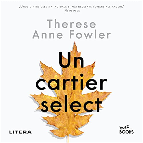 Un cartier select [A Select Neighborhood] cover art