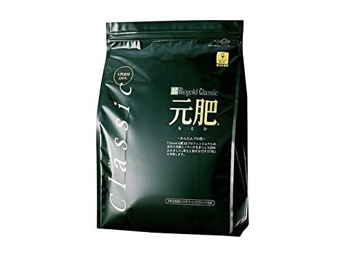 Biogold classic japonais, NPK 2-8-4 (3,2 kg), engrais granulaire de printemps et d?automne pour bonsaï
