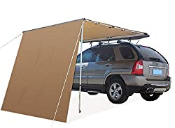 The Best Teardrop Trailer Awnings and Canopies, 3 Great Options