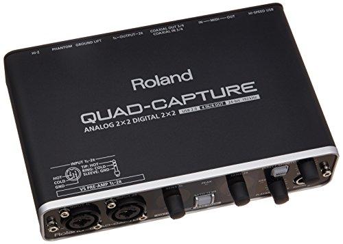 Roland ローランド オーディオインターフェイス QUAD-CAPTURE UA-55
