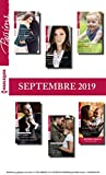 12 romans Passions + 1 gratuit (n°815 à 820 - Septembre 2019)