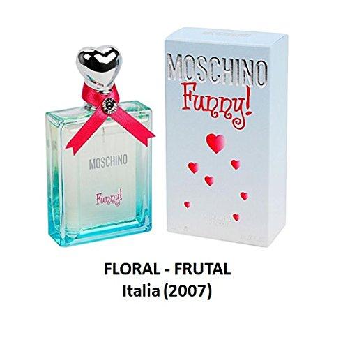 Moschino FUNNY Edt. Mini de 4 ml.