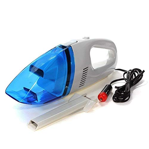 Brandshoppy Portable & High Power 12V Vacuum Cleaner for Car and Home Wet and Dry Car Vaccum Cleaner Multipurpose