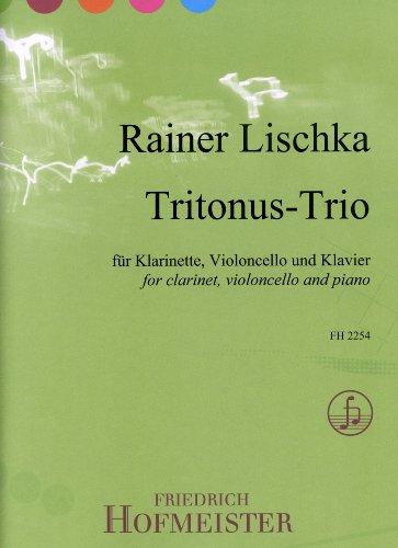 Tritonus-Trio: Klarinette, Violoncello, Klavier