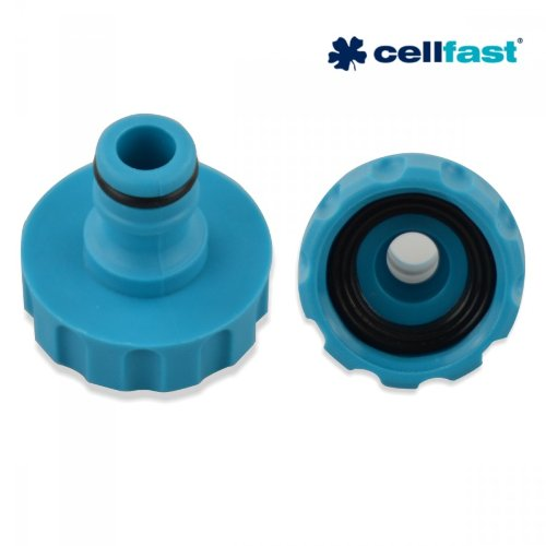 cellfast BASIC Connecteur bleu 1\