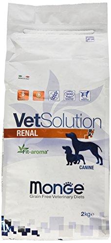Monge Vetsolution Cane Renal kg. 2 Alimenti Secchi per Cani
