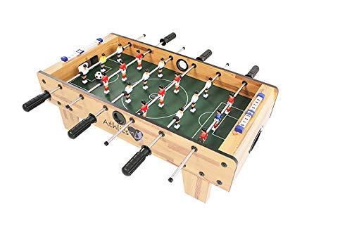 Kemfye Table Football/ Foosball Indoor Outdoor Gaming (69 x 37 x 24 cm)